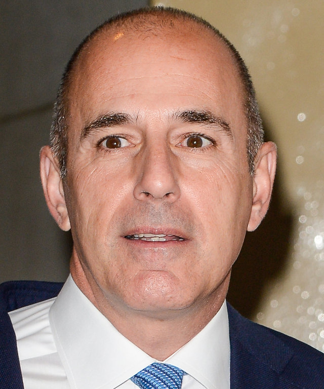 Matt Lauer Nancy Alspaugh