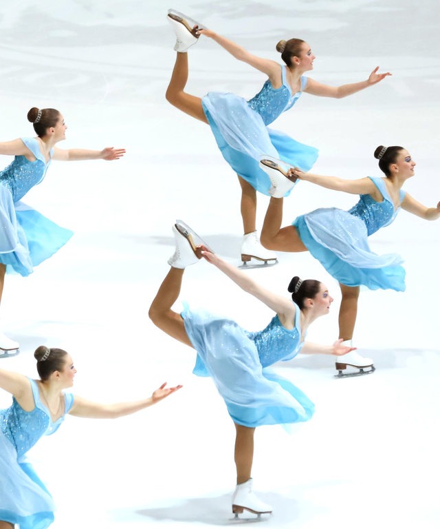 Synchronized Skating