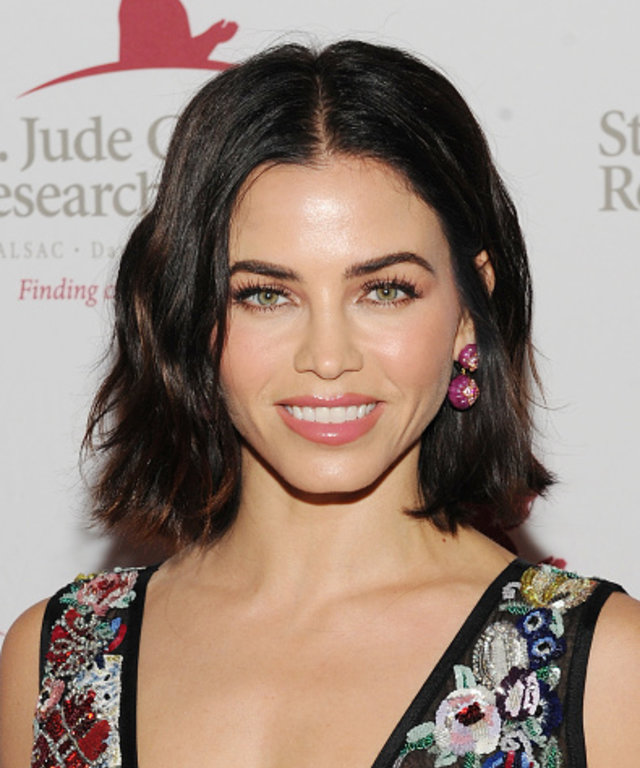 NEW YORK, NY - APRIL 20:  Actor Jenna Dewan attends as Jenna Dewan is honored as 2018 St. Jude Children's Research Hospital 'Humanitarian Of The Year' during the fifth annual St. Jude Hope & Heritage Gala on April 20, 2018 in New York City.  (Photo by...
