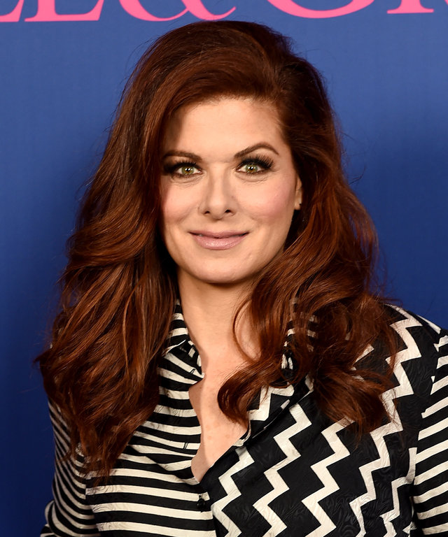 Debra Messing at Will & Grace FYC Event
