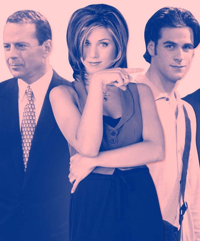Rachel Green Love Interests