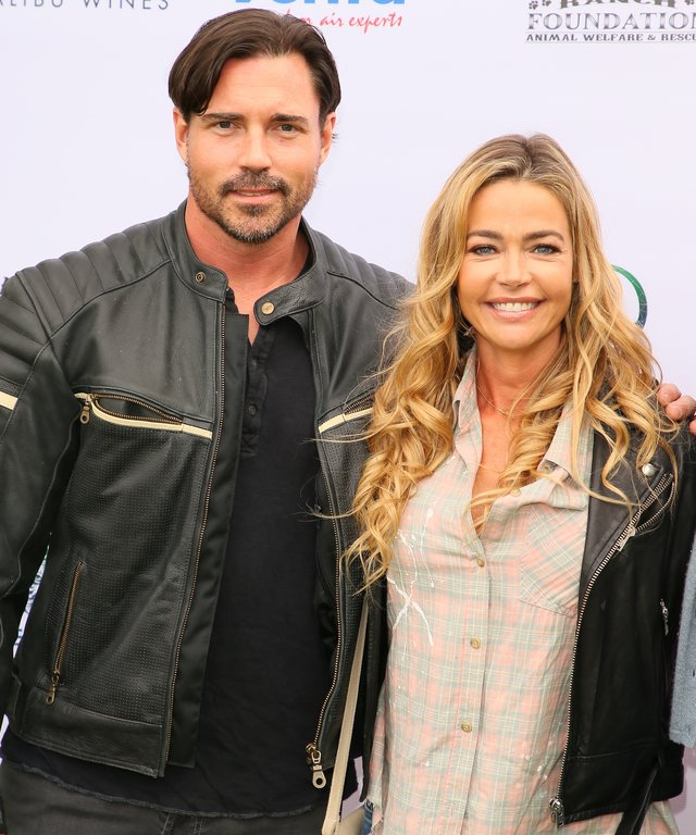 Denise Richards and Aaron Phypers lead