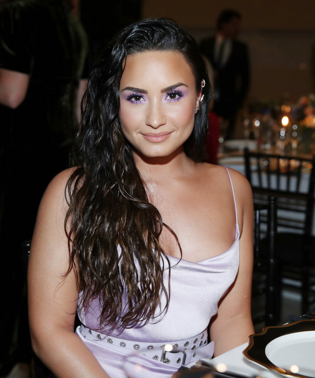 Demi Lovato InStyle Awards