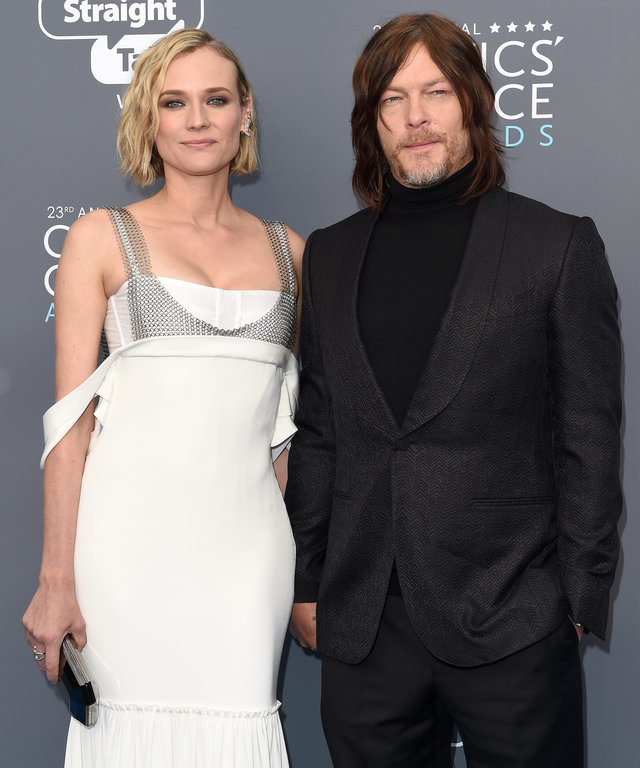 Diane Kruger and Norman Reedus lead