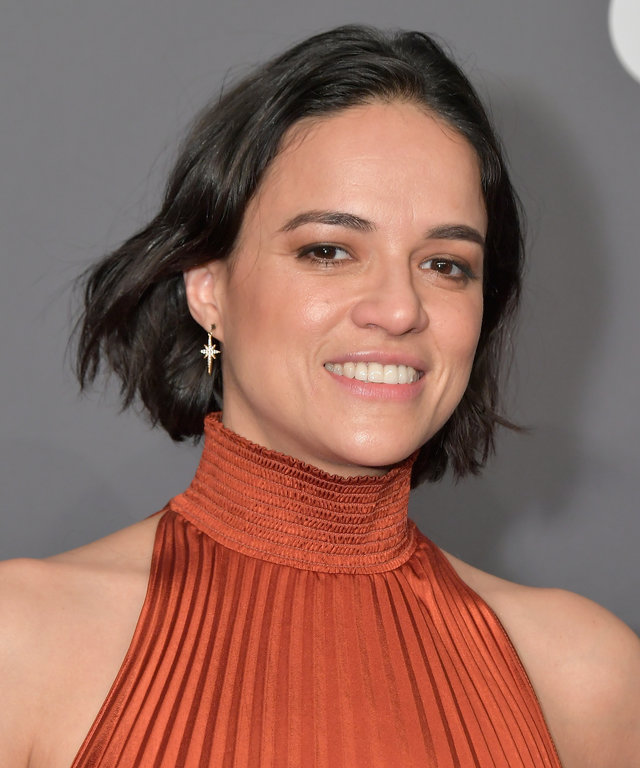 Michelle Rodriguez amfAR New York Gala 2019
