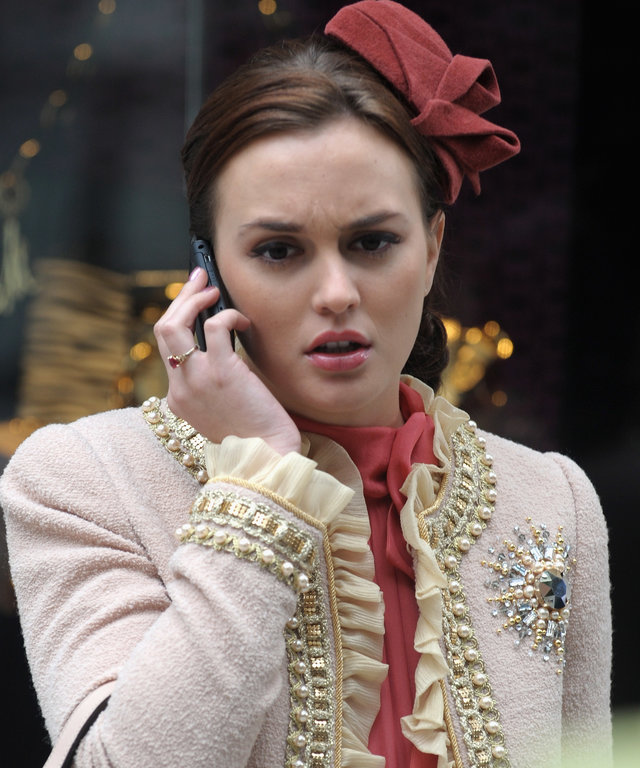 On Location For 'Gossip Girl'