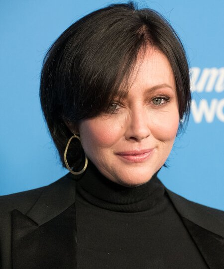 Shannen Doherty Instylecom