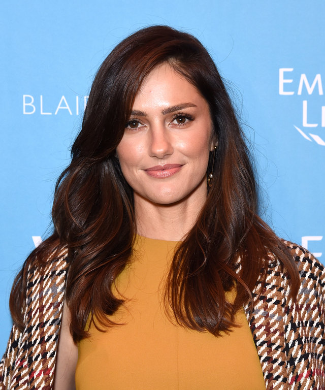 LOS ANGELES, CALIFORNIA - FEBRUARY 19: Minka Kelly attends Raising Our Voices: Supporting More Women in Hollywood & Politics at Four Seasons Hotel Los Angeles in Beverly Hills on February 19, 2019 in Los Angeles, California. (Photo by Presley Ann/Getty...