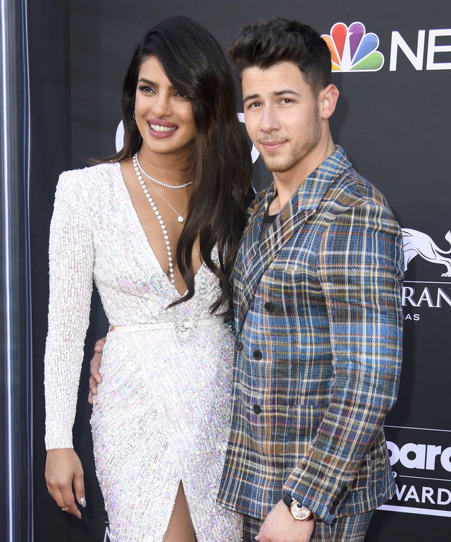 Nick Jonas Priyanka Chopra 2019 Billboard Music Awards - Arrivals