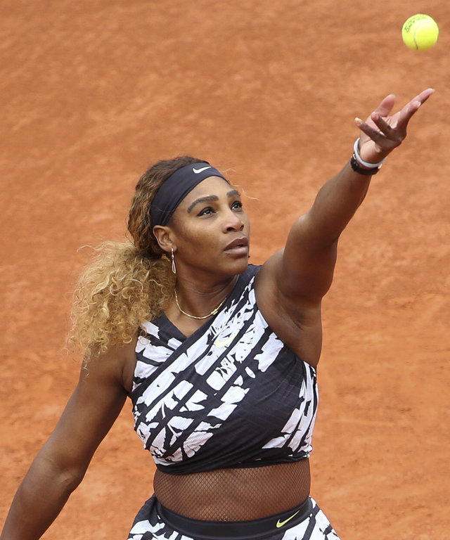 2019 French Open - Day Two