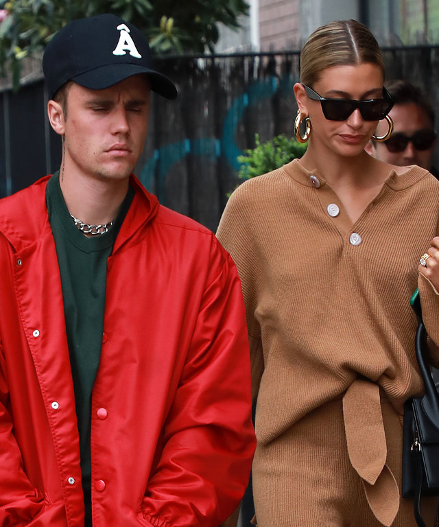 Celebrity Sightings In New York City - May 03, 2019