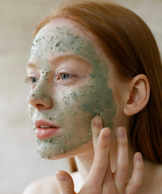 Chlorophyll Water for Acne