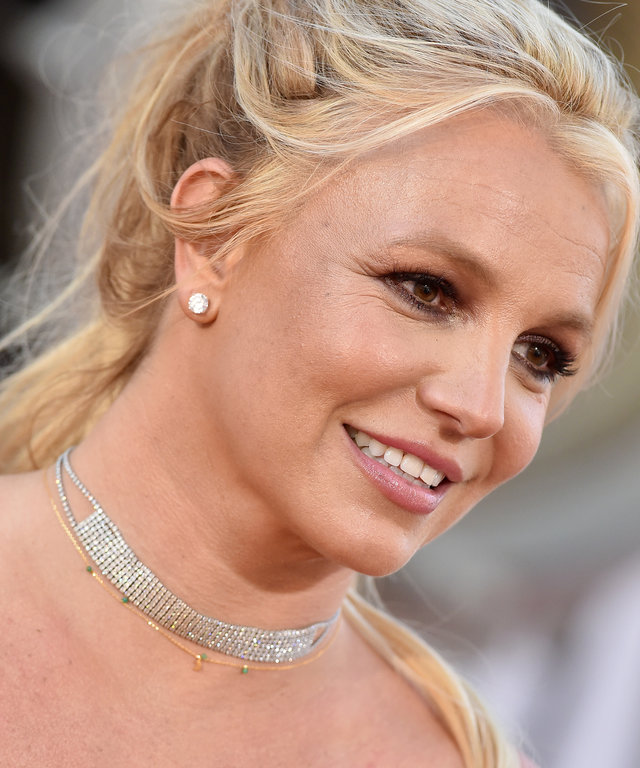 Britney Spears  Once Upon A Time...In Hollywood  Los Angeles Premiere
