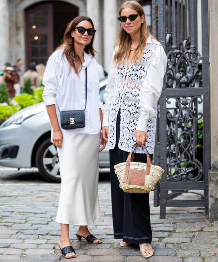 Fashion Trends Latest Fashion Ideas And Style Tips Instyle Com