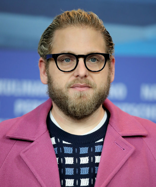 BERLIN, GERMANY - FEBRUARY 10: Jonah Hill attends the  Mid 90's  press conference during the 69th Berlinale International Film Festival Berlin at Grand Hyatt Hotel on February 10, 2019 in Berlin, Germany. (Photo by Andreas Rentz/Getty Images)