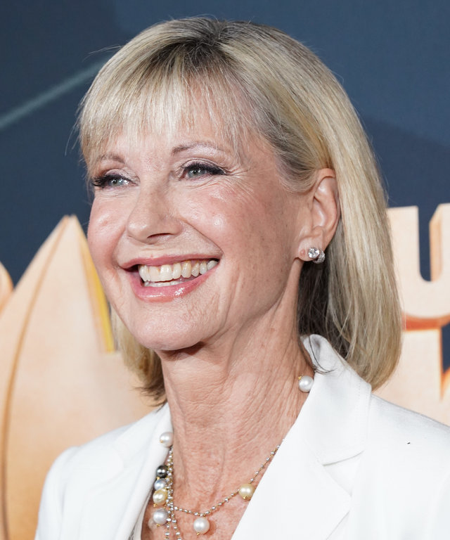 Olivia Newton John 2019 Industry Dance Awards