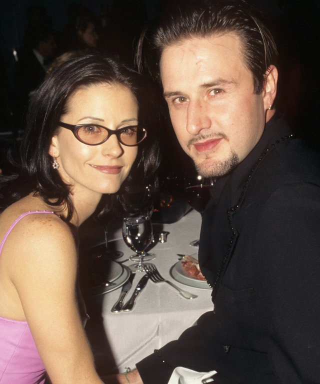Courteney Cox David Arquette 9th Annual Fire and Ice Ball to Benefit Revlon UCLA Women Cancer Center