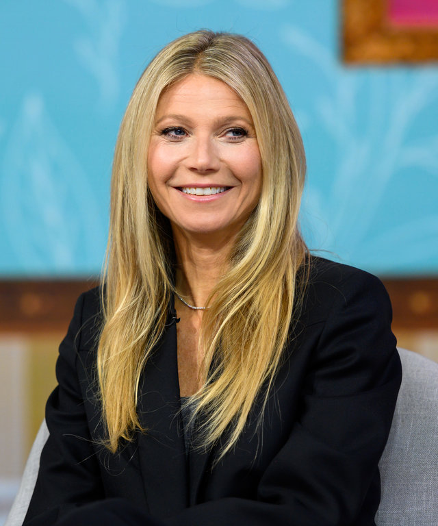 Gwyneth Paltrow Today - Season 68
