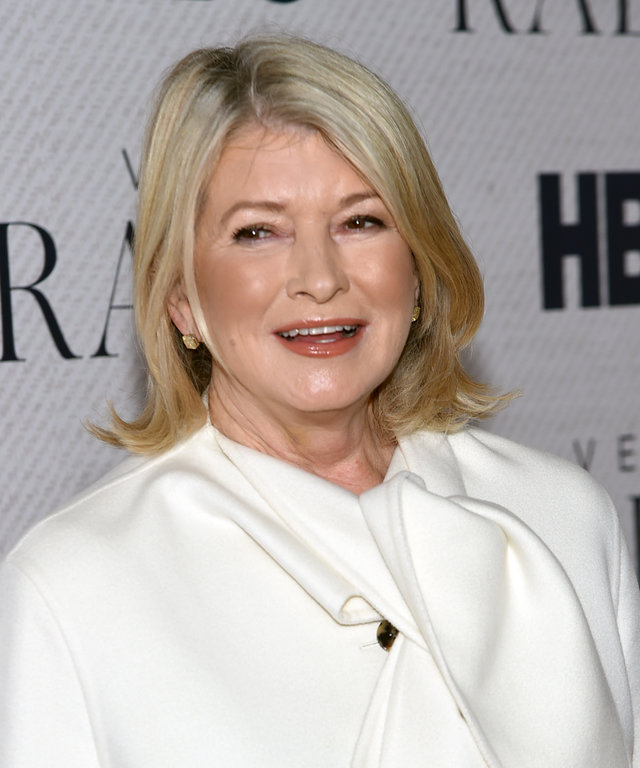 "Martha Stewart HBO's ""Very Ralph"" World Premiere"