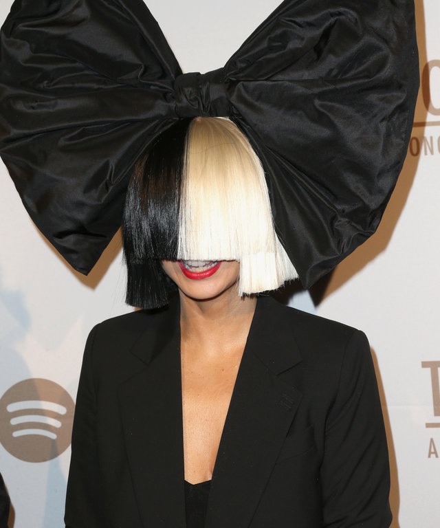 Sia at The Creators Party Presented By Spotify