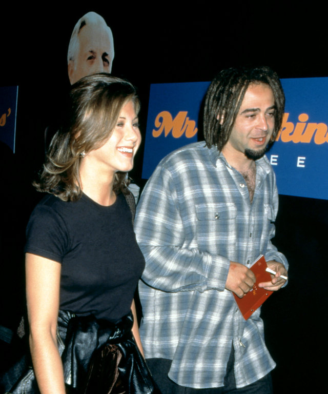 Jennifer Aniston Adam Duritz