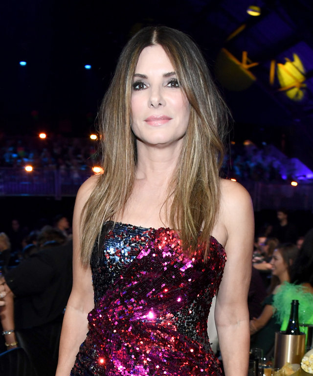 Sandra Bullock 2019 MTV Movie And TV Awards