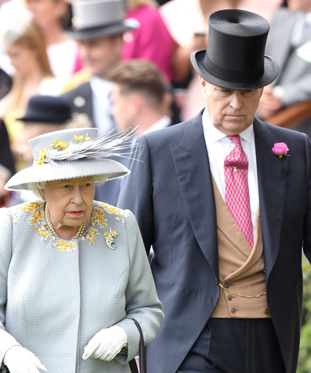 Queen Elizabeth Reportedly Cancels Prince Andrew Birthday Party