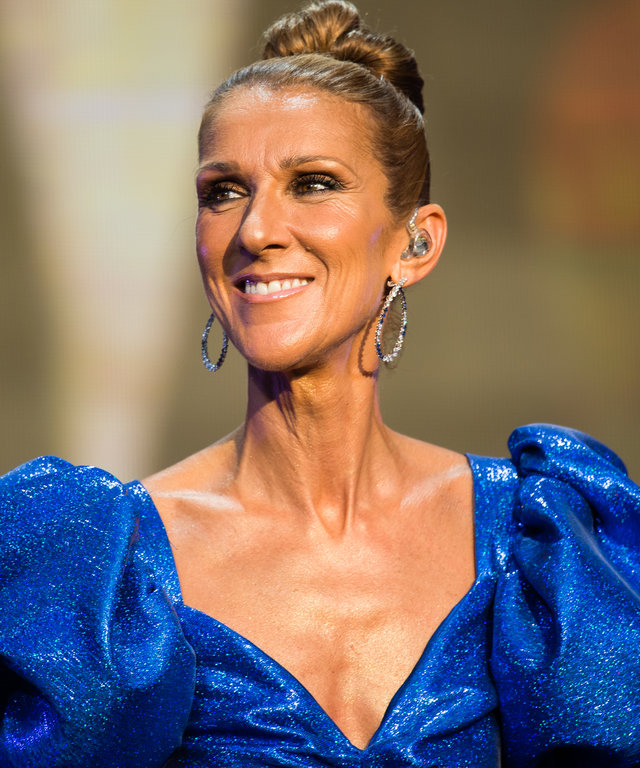 Celine Dion at Barclaycard Presents British Summer Time Hyde Park