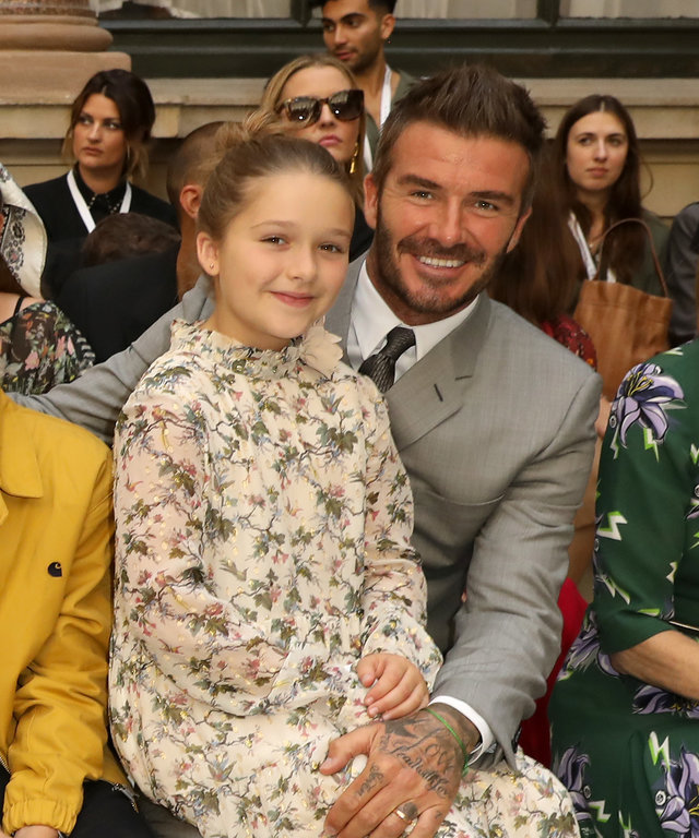 Victoria Beckham - Front Row - LFW September 2019