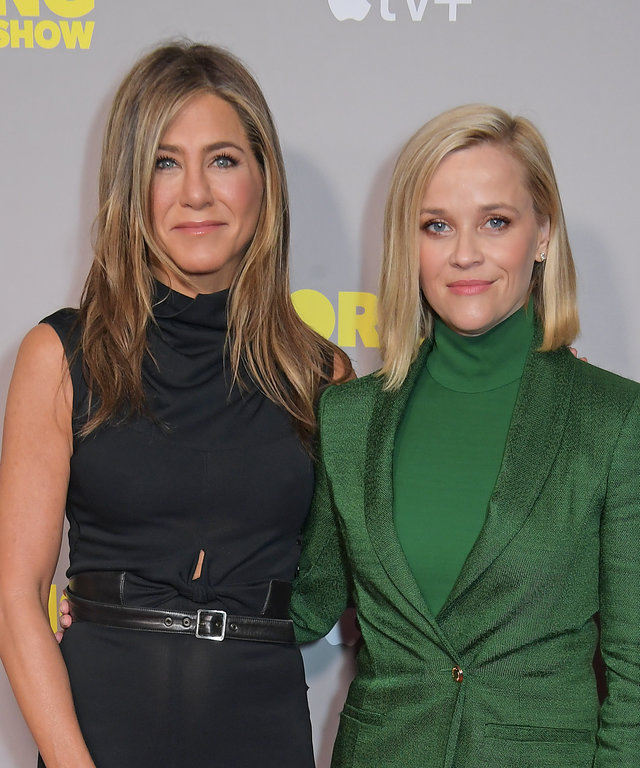 Reese Witherspoon & Jennifer Aniston