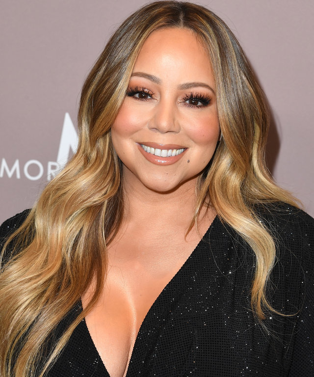 Mariah Carey at Variety's 2019 Power Of Women: Los Angeles Presented By Lifetime