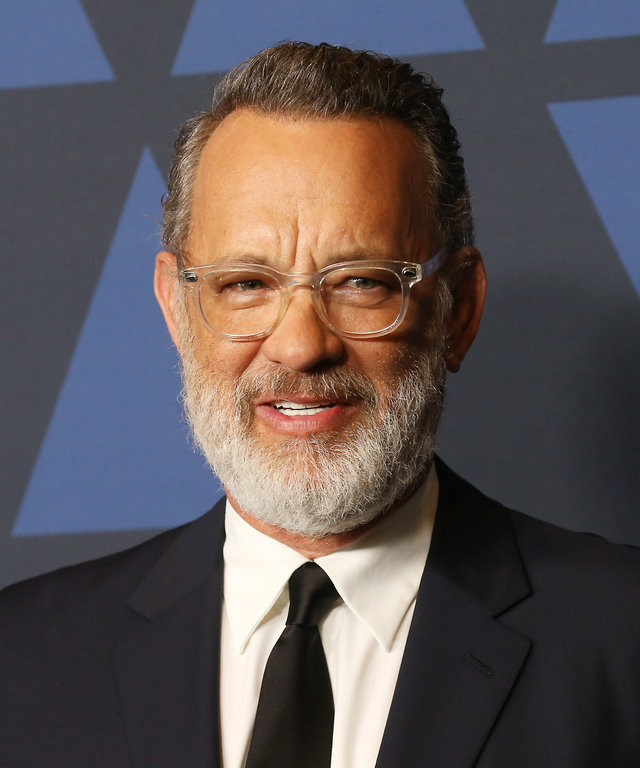Tom Hanks Coronavirus back in US