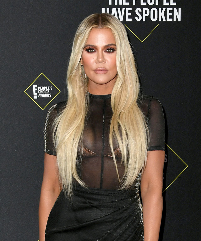 People's Choice Awards Khloé Kardashian