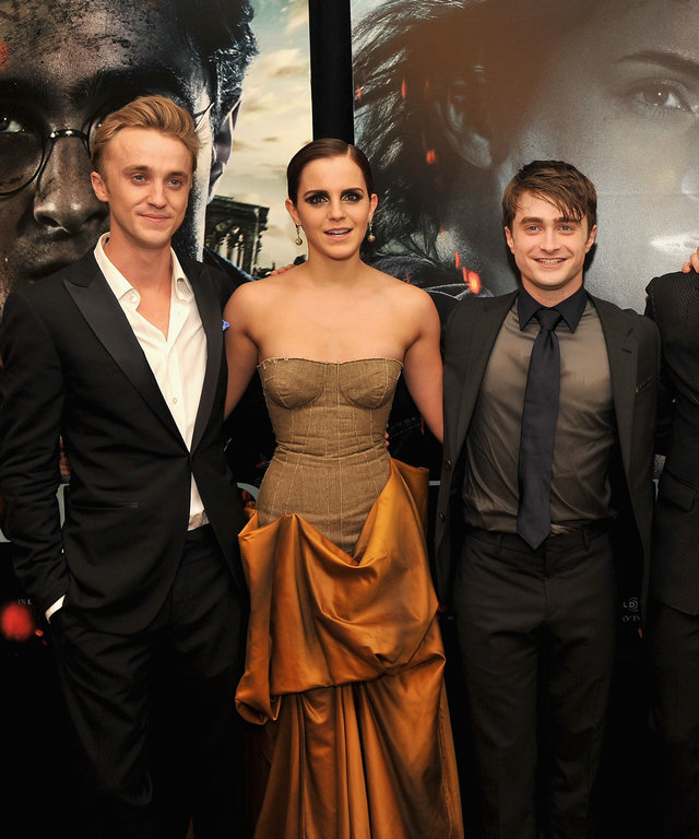 Harry Potter And The Deathly Hallows: Part 2  New York Premiere - Arrivals
