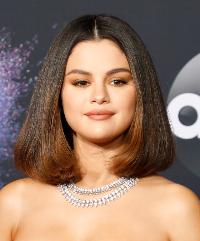 Selena Gomez American Music Awards - Arrivals