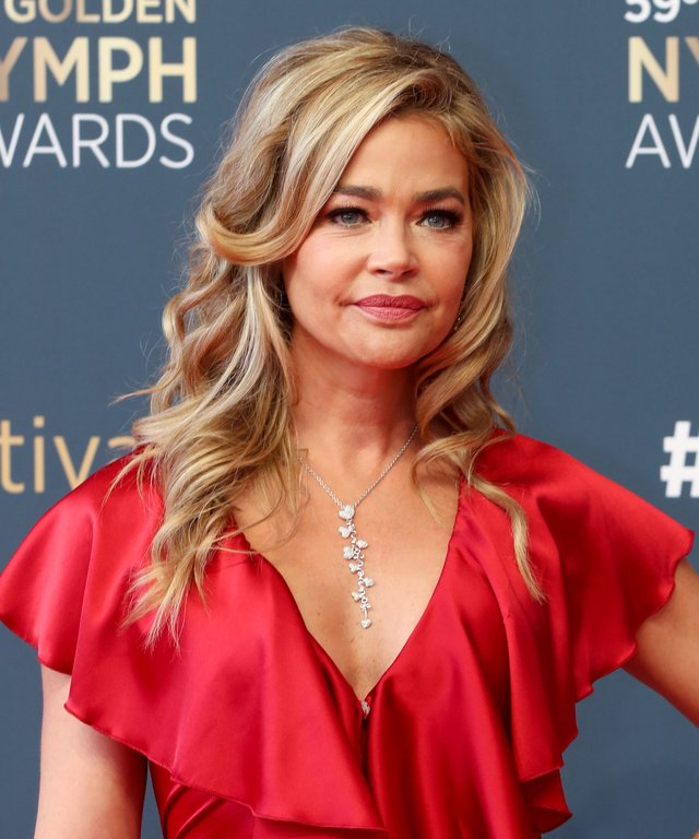 Denise Richards Shares Rare Photo of Daughters