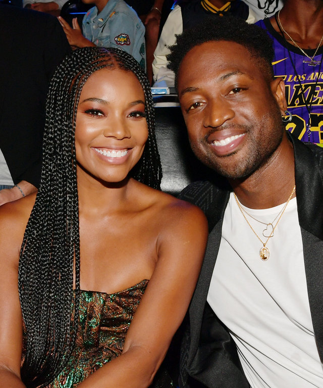 Dwyane Wade Defends Son From Online Hate