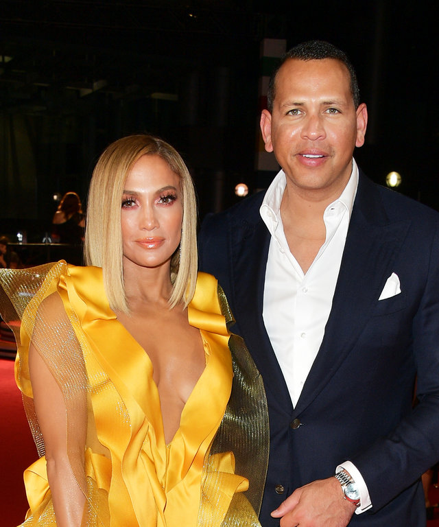 Alex Rodriguez Jennifer Lopez Proposal Footage