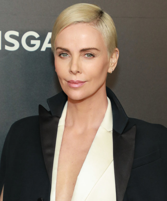 Charlize Theron Discusses Sexual Harassment Experience