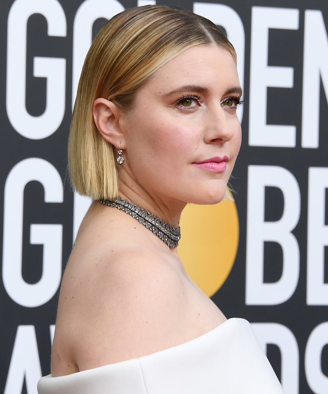 Golden Globes Beauty