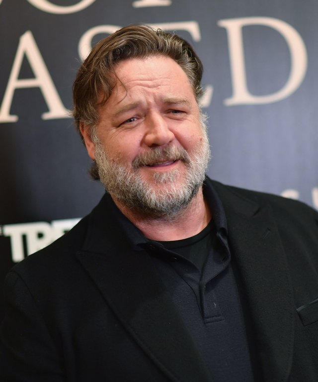 Russell Crowe Golden Globes
