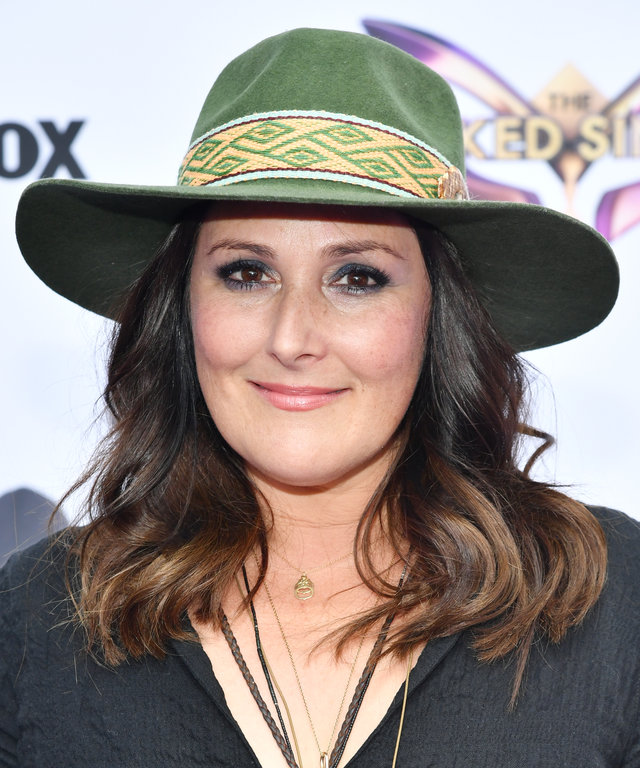 Ricki Lake Shaved Head