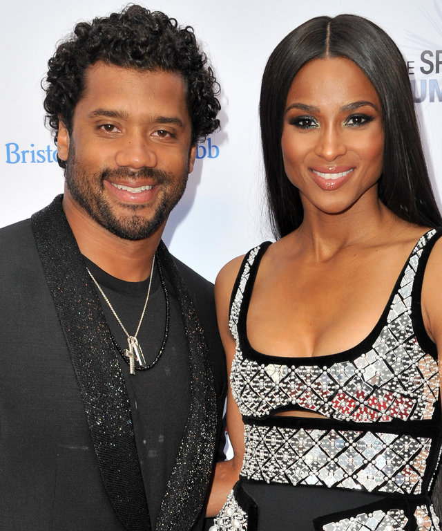 Ciara Russell Wilson - 5th Annual Sports Humanitarian Awards Presented By ESPN