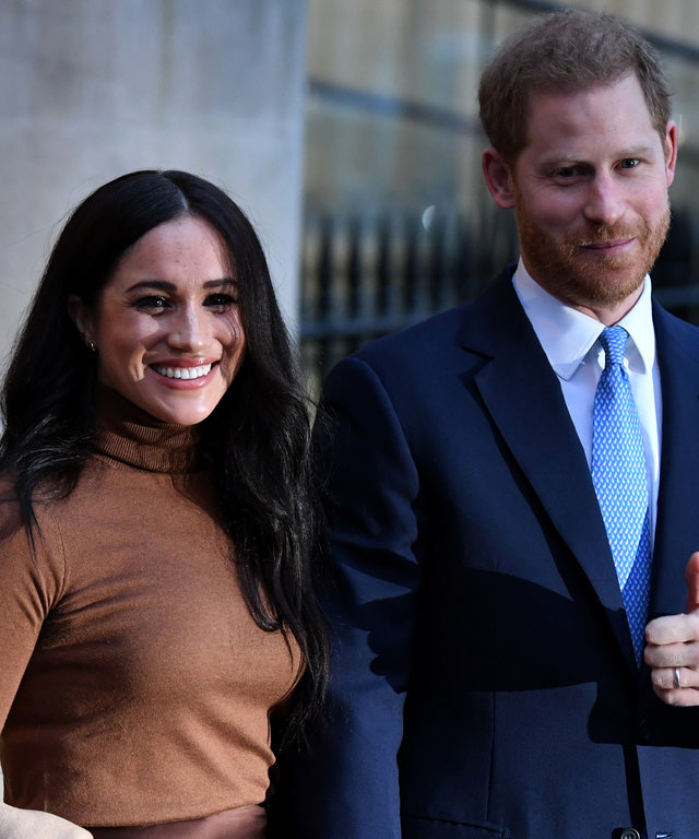 Meghan Markle Prince Harry Living in Los Angeles