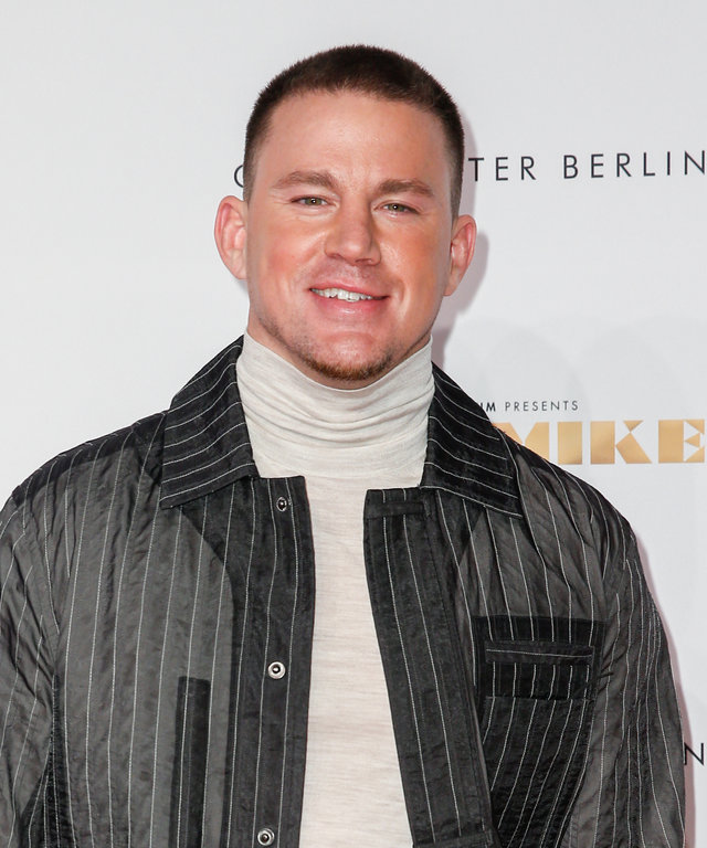 Channing Tatum Premiere of the play MAGIC MIKE LIVE