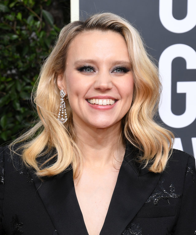 Kate McKinnon Golden Globes Speech