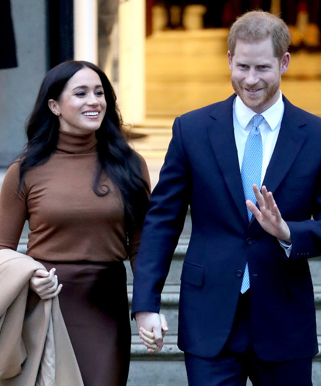 Meghan Markle Prince Harry Canada Rumors