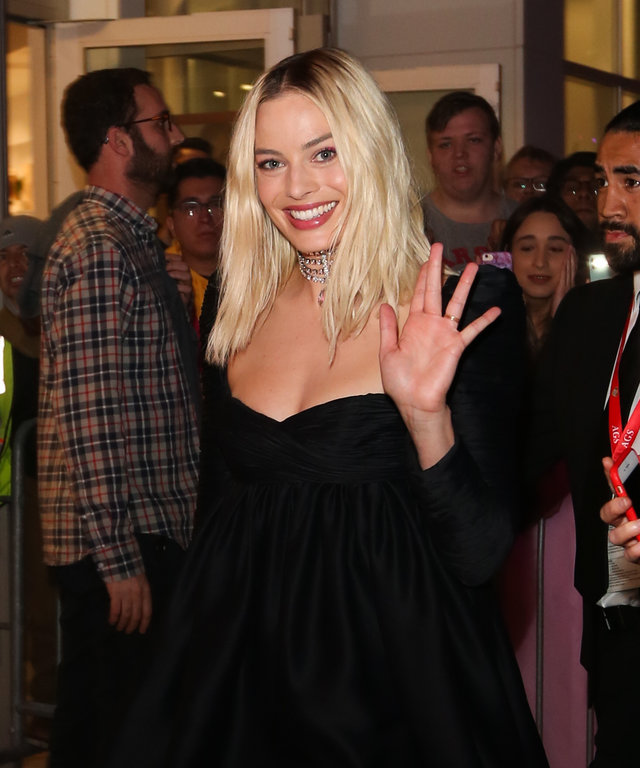 Margot Robbie Premiere Of  Birds Of Prey  - Arrivals