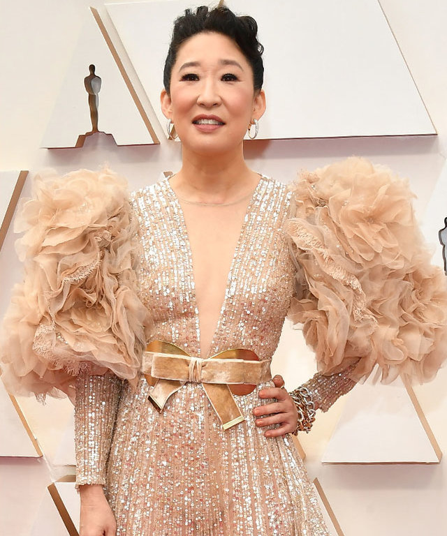 Best Dressed Oscars