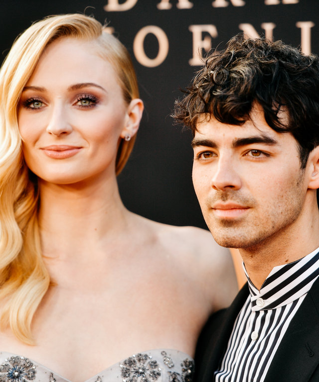 Sophie Turner and Joe Jonas - Premiere Of 20th Century Fox's  Dark Phoenix